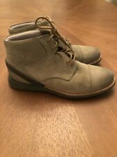 New Men's Tsubo Camel Leather Boots, sz. 9