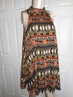 NWT re:named Women's Small Dress Boho Sleeveless