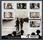 2012 Bloc n° F4690 Grands Noms du CINEMA FRANCAIS NEUF**LUXE