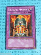Volcanic Recharge FOTB-EN049 Common Yu-Gi-Oh Card NMint 1st Edition