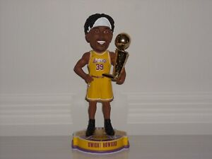 DWIGHT HOWARD Los Angeles Lakers Bobblehead 2020 NBA Champs Trophy Edition New*