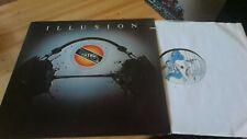 LP - Isotope - Illusion - Oldie Beat Krautrock near mint