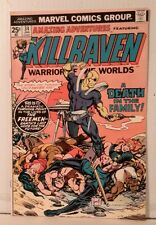 Hi-Grade 1970s Amazing Adventures #34 Killraven MARVELComic Book-9.4-9.8 (M3663)