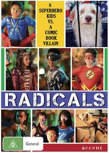 RADICALS (aka Dognapped) (DVD) - ACC0342