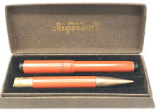 ENGERSOLL FOUNTAIN PEN AND PENCIL SET
