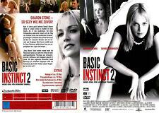 Basic Instinct 2 - Neues Spiel für Catherine Tramell, mit Sharon Stone, DVD