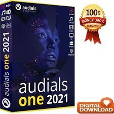 NEW 🔥 Audials One 2021 Platinum 🔥Lifetime Lisence Key For windows Original Key