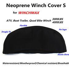COVER in neoprene per Verricello Winchmax ATV Barca Rimorchio 3000 4000 LB (ca. 1814.37 kg) snuglyfit S