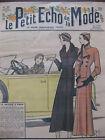 Septembre 1932 Le petit écho de la mode N°39 Hebdomadaire féminin Illustré
