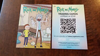 2018 NATIONAL CONVENTION EXCLUSIVE CRYPTOZOIC RICK AND MORTY PROMO CARD # P9