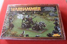 Games Workshop Warhammer Chaos Beastmen Chariot BNIB GW Metal Beastman GW OOP