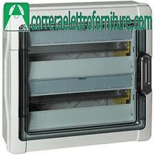 Centralino quadro elettrico parete 24 moduli DIN IP65 BTICINO F107N24D