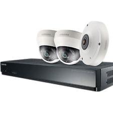Samsung Techwin SRK-3030S 1TB HDD NVR 5MP (1) Fisheye (2) 1080p Dome Cameras
