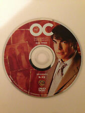 The O.C. -  Season One - Disc 3 Only (DVD,2004) DVD Disc Only - Replacement Disc