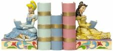 Jim Shore for Enesco Disney Traditions Disney Princess Bookends Bookend New