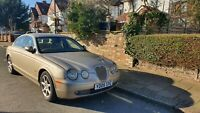 2005 Jaguar S-Type 2.5 V6 SE 4 Door  Saloon Petrol Automatic
