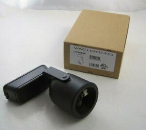WAC LHT-808-BK L Series Low Voltage Track Head - Black - Prepaid Shipping