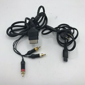 Microsoft Xbox 360 Power Cables