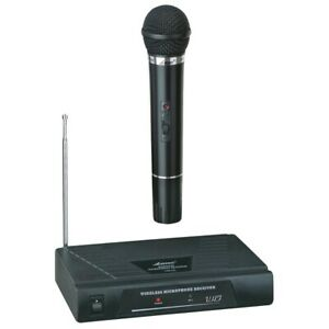 Blackmore Pro Audio Bmp-50 Bmp-50 Single-Channel Vhf Wireless Microphone System