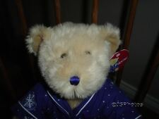 "La Senza 2001 Puccini Bear 18"" Childrens Wish Exclusive"