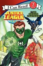 Justice League Classic: I Am Green Lantern (I Can Read Level 2) by Santos, Ray,