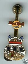 Hard Rock Cafe BALI Facade series. Guitar pin.