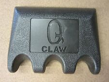 3 QClaw Q Claw - Portable Pool Cue Holder - Holds 3 pool cues