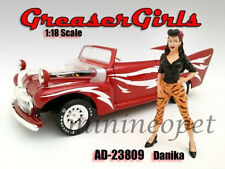 AMERICAN DIORAMA GREEZERZ GIRL FIGURE FOR 1/18 DIECAST AD-23809 DANIKA