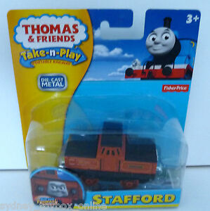 Thomas and Friends Take-n-Play Stafford (reduced to clear)