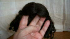 Mohair Doll Wig-Made By Wendy Feidt for your German or French Antique Doll S 2