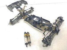 Team Durango DEX408T 1/8 Brushless Electric Truggy Roller Slider Used