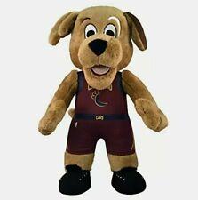 "NBA Cleveland Cavaliers Bleacher Creatures Mascota Moondog 10"""