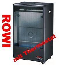 Rowi Blue Flame 4,2 KW Katalytofen Gasofen Gasheizung mit Thermostat Gasheizer