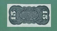 Gem Gem 15 Cent Specimen Third Issue Fractional Currency - Fr 1272Sp - Gem Gem