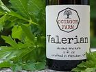 Valerian Tincture herbal root extract sedative sleep aid insomnia anxiety cramp