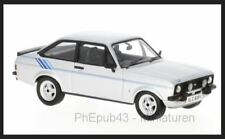 Ford Escort MKII 1.6 Harrier - Silver/decorated - Corgi (Vanguards)