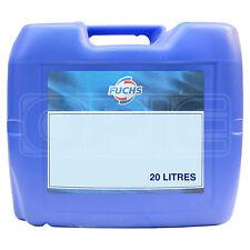 Fuchs Renolin B15 VG46 High Quality Hydraulic & Lubricating Oil 20 Litres 20L