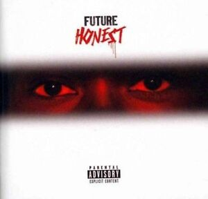 Honest [Deluxe Edition] [PA] by Future (Atlanta) (CD, Apr-2014, Epic)