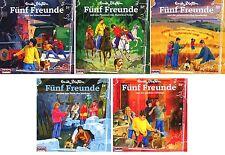 5 CDs * FÜNF FREUNDE - HÖRSPIEL / CD 51-55 IM SET # NEU OVP =
