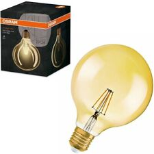 Ampoule Osram vintage édition 1906 LED Globe E27 4W rendu 35W