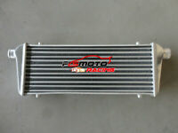 550x220x50 mm 2.2'' Turbo Front Mount Aluminum Intercooler Delta Fin Design