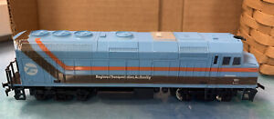 Life Like HO ~ City of Joilet Transit F40 Diesel 101~Tested & Working in box