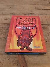 "Ultima VIII Pagan: Speech Pack, Origin, IBM/PC MS-DOS Big Box, 3,5"" disks."