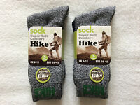 3 PAIRS SUPERIOR QUALITY MENS WORK SOCKS FOR BOOTS HIKING COTTON RICH  6-11