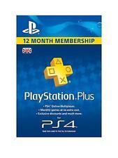 PlayStation Plus Prepaid Gaming Cards