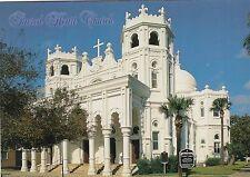 "*Texas Postcard-""The Sacred Heart Catholic Church"" /Galveston, Tx. (U2-TX541)"