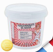Percarbonate de Soude 2Kg - 100% Naturel & qualité supérieur - Blanchir le linge