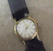 """Omega Reloj pulsera Señora, Oro Chapado/Acero Inox., Vintage 60"""", Operativo."""