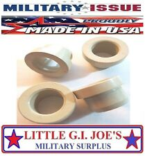 4 NEW Military Issue Military Cot Replacement part Spacing Plug For Cot End Bar