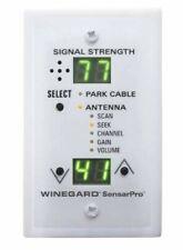 Winegard RFL-342 SensarPro White Satellite Digital Signal Meter
